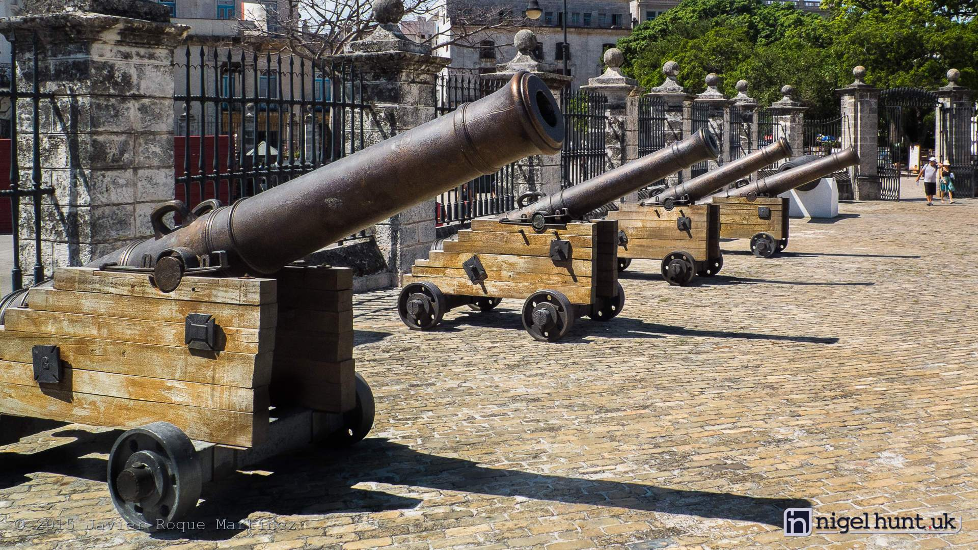 Castillo de la Real Fuerza at Old Havana